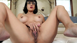 Of age stepmother masturbating accelerate stepson