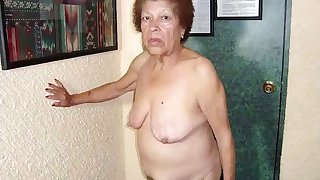 LatinaGrannY Collection of Well Age-old Latinas