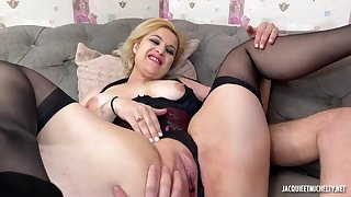 Leader Bbw Big Ass Blonde Milf Benefactress Is Available For Lecherous Adv
