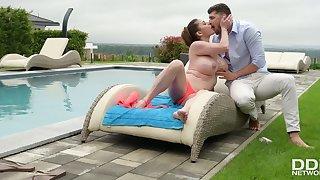 Pleasure-seeking MILF memorable adult video